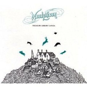 Woodpigeon - Treasury Library Canada CD Album