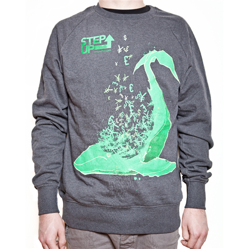 Whale Jumper [Dark Heather] - Mens