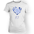 HEART T-Shirt - Ladies
