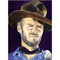 Clint Eastwood Card
