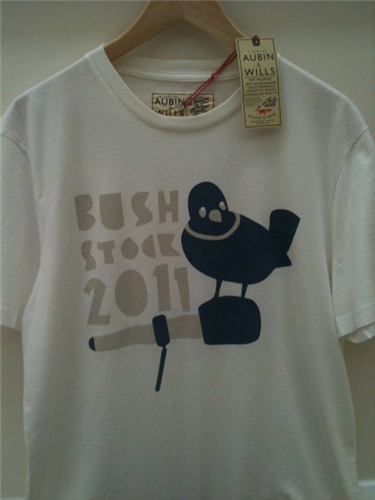 Limited Edition Bushstock 2011 T Shirt (Mens)