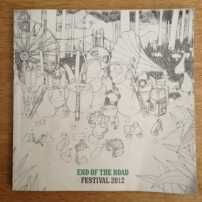 2012 End of the Road Festival Programme
