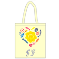 JF Heart Tote bag