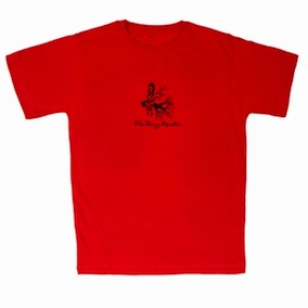 The Young Republic Mens T-Shirt - Red