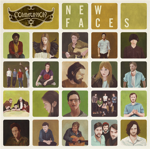"New Faces - Double Gatefold 12"" Vinyl"